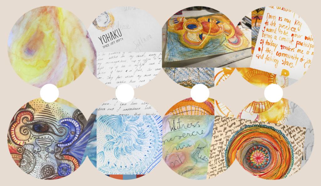 yohaku art collective expressive arts process