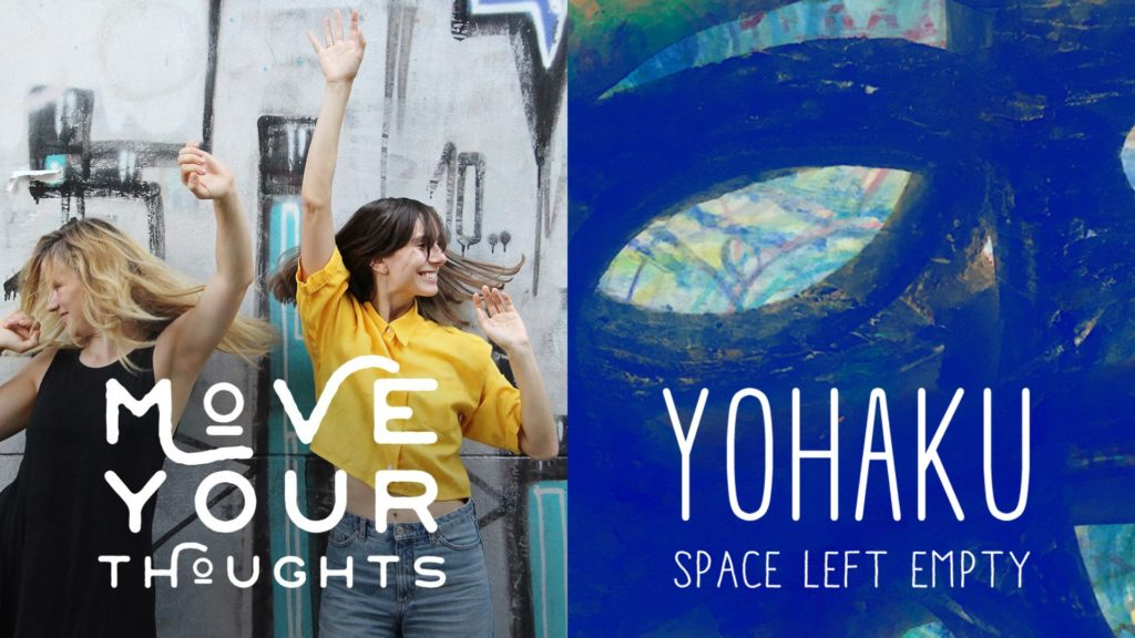 move your thoughts, yohaku art collective, workshop