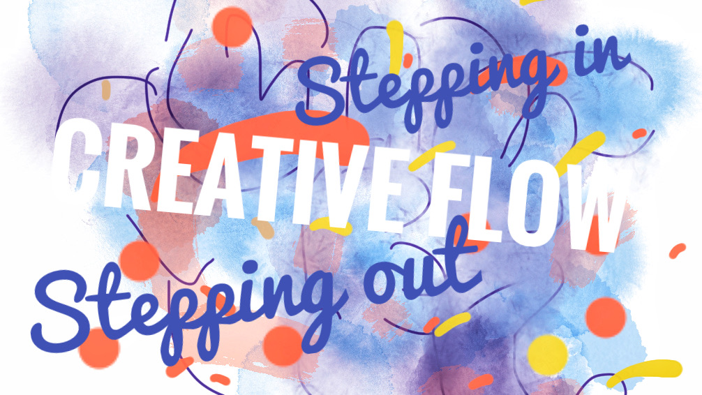 In this expressive arts workshop we will focus on the creative flow and rituals that can help us to step in and out of this fascinating state.